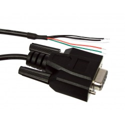 Actisense DB9-F Cable Assembly 9pin D Type - Female - DB9-F