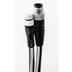Raymarine SeaTalkNG DeviceNet Male to STNG Spur Female Adaptor Cable 100mm - A06078
