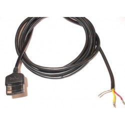 Raymarine SeaTalk1 to Bare Wires Cable - 1m - D229