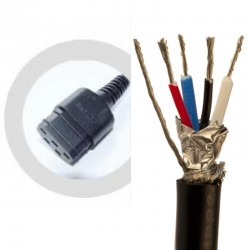 Raymarine SeaTalk2 to Bare Wires - E25041